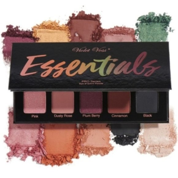 Sephora Other - Violet Voss Essentials Palette Pro Series NWT